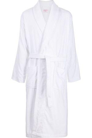 DEREK ROSE Tie-fastening robe