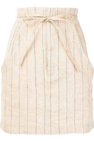 MANNING CARTELL Senhora Mini-saias - Leading threads mini skirt