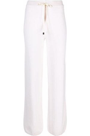 PESERICO SIGN Senhora Calças - Drawstring-waist track trousers