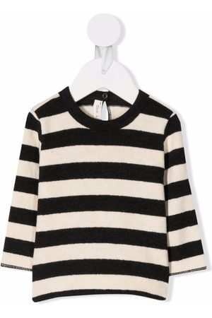 Zhoe & Tobiah Bebé Camisolas - Striped knitted jumper
