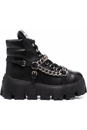 Miu Miu Chunky-sole boots