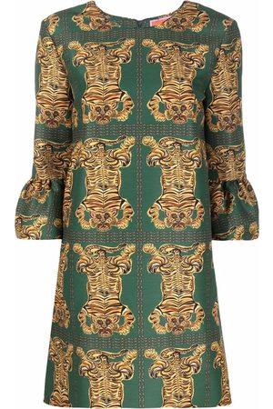 La DoubleJ Senhora Vestidos Casual - 24/7 printed shift dress