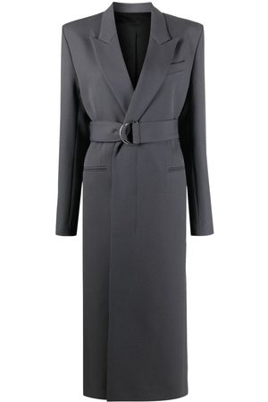 Ami Belted trench coat