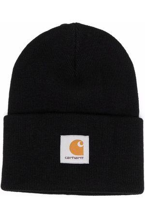 Carhartt Homem Chapéus - Logo patch beanie