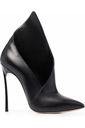 Casadei Senhora Plataformas - Asymmetric high-heeled pumps