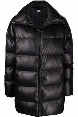 Karl Lagerfeld Senhora Casacos de Inverno - Oversized padded down jacket