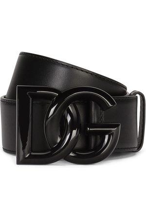 Dolce & Gabbana Senhora Cintos - Logo-buckle belt