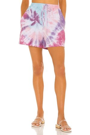 Lovers + Friends Justine Short in - Pink. Size L (also in XXS, XS, S, M, XL).