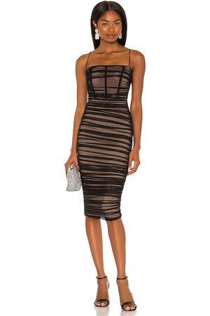 Nookie Senhora Vestidos Midi - Mecca Midi Dress in - . Size L (also in XS, S, M).
