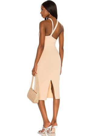 SNDYS Lucid Knit Dress in - Nude. Size L (also in XS, S, M, XL).