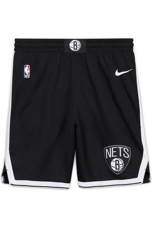 Nike Homem Calções - Calções NBA Swingman Brooklyn Nets Icon Edition para homem