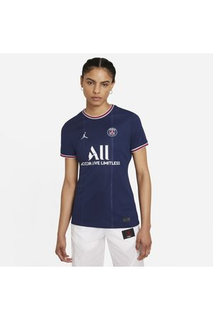 Nike Camisola de futebol do equipamento principal Stadium Paris Saint-Germain 2021/22 para mulher