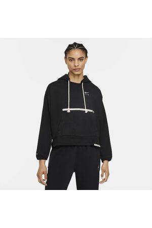 Nike Hoodie pullover de basquetebol Dri-FIT Swoosh Fly Standard Issue para mulher
