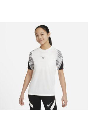 Nike T-shirts - Camisola de futebol de manga curta Dri-FIT Strike Júnior