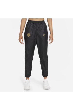 Nike Senhora Calças - Calças de futebol Dri-FIT Inter de Milão para mulher