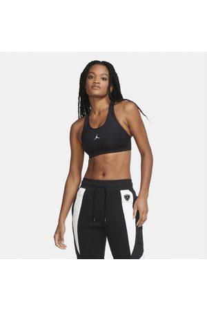 Nike Senhora Soutiens de Desporto - Sutiã de desporto de suporte médio com almofada de peça única Jordan Jumpman para mulher