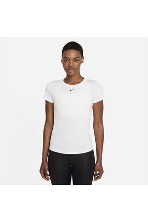 Nike Senhora T-shirts desportivas - Camisola de manga curta com corte estreito Dri-FIT One para mulher