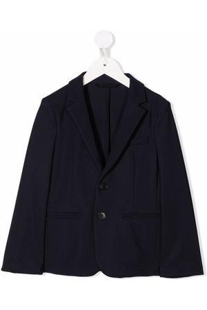 Il gufo Menino Blazers - Notched-lapels single-breasted blazer