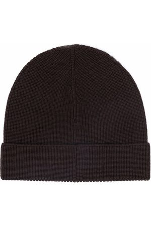 TAGLIATORE Ribbed-knit beanie