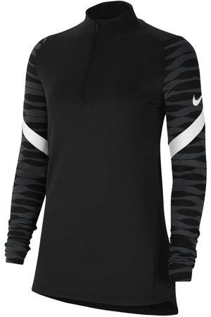 Nike Camisola de treino de futebol com fecho a 1/4 Dri-FIT Strike para mulher