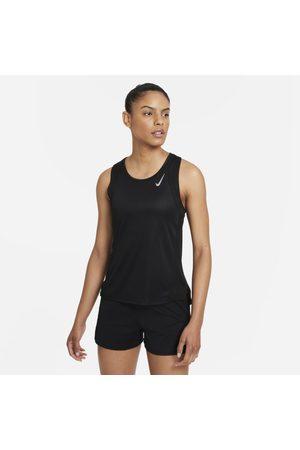 Nike Senhora Sweatshirts - Camisola de running sem mangas Dri-FIT Race para mulher