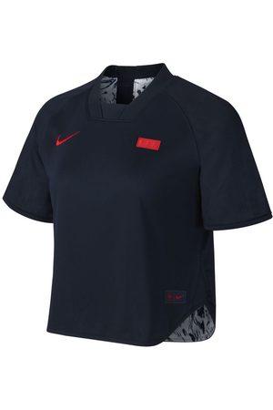 Nike Senhora T-shirts - Camisola de futebol de manga curta reversível FFF para mulher