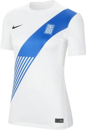Nike Senhora Camisolas sem capuz - Camisola de futebol do equipamento principal Stadium Grécia 2020 para mulher