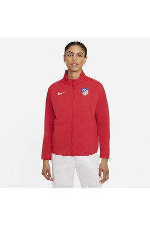 Nike Senhora Coletes - Casaco de futebol Atlético Madrid para mulher