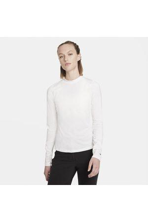 Nike Camisola de golfe de manga comprida Dri-FIT UV Victory para mulher