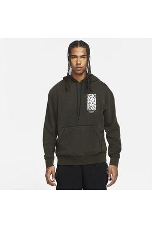 Nike Homem Camisolas com capuz - Hoodie de performance Jordan Dri-FIT Zion para homem