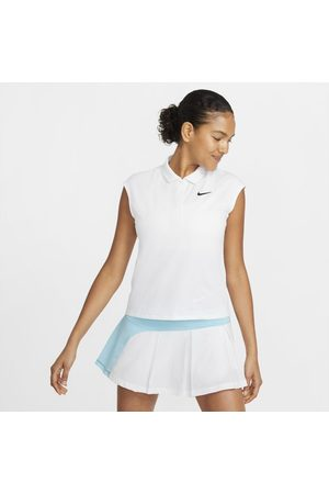 Nike Polo de ténis Court Victory para mulher