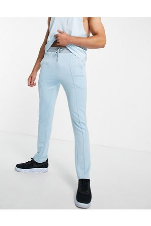 Sixth June Track joggers co-ord in light blue