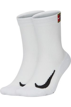Nike Meias de ténis subidas Court Multiplier Cushioned (2 pares)