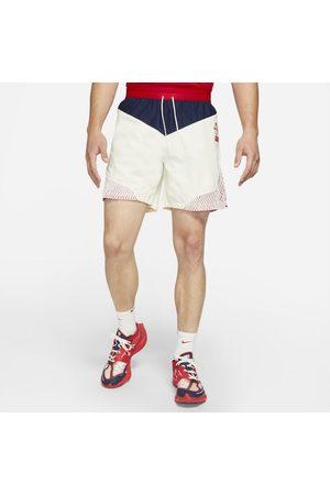 Nike Calções entrançados x Gyakusou - Creme
