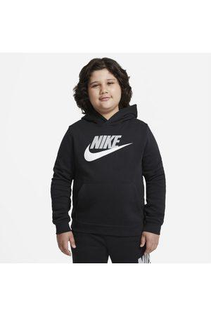 Nike Menino Camisolas com capuz - Hoodie pullover Sportswear Club Fleece Júnior (Rapaz) (tamanhos grandes)