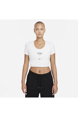 Nike Senhora Tops desportivos - Top de manga curta Sportswear Essential para mulher