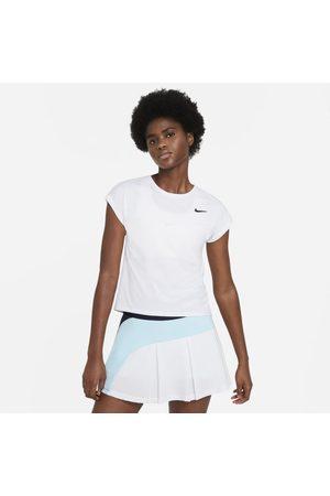 Nike Senhora T-shirts & Manga Curta - Camisola de ténis de manga curta Court Dri-FIT Victory para mulher