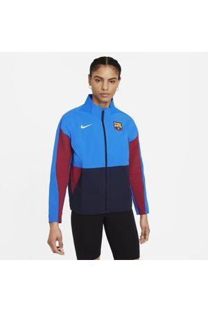 Nike Casaco de futebol FC Barcelona para mulher