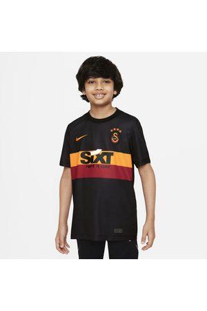 Nike Camisola de futebol de manga curta Dri-FIT do equipamento alternativo Galatasaray Júnior