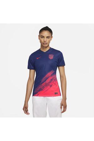 Nike Camisola de futebol Dri-FIT do equipamento alternativo Stadium Atlético de Madrid 2021/22 para mulher