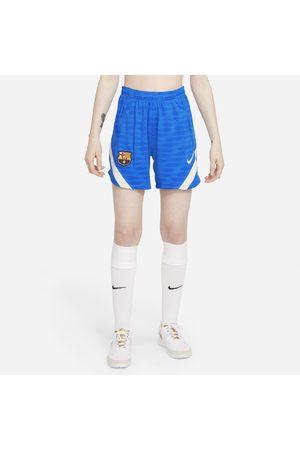 Nike Senhora Calções - Calções de futebol Dri-FIT Strike FC Barcelona para mulher