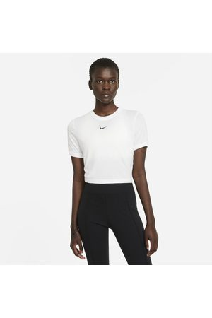 Nike Senhora Tops desportivos - Top curto Sportswear Essential para mulher