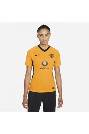 Nike Camisola de futebol Dri-FIT do equipamento principal Stadium Kaizer Chiefs F.C. 2021/22 para mulher