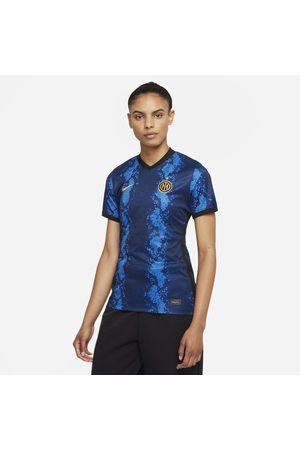 Nike Camisola de futebol Dri-FITdo equipamento principal Stadium Inter de Milão 2021/22 para mulher
