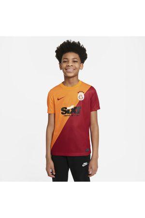 Nike Camisola de futebol de manga curta do equipamento principal Galatasaray Júnior
