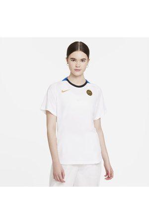 Nike Senhora T-shirts - Camisola de futebol de manga curta Dri-FIT Inter de Milão para mulher