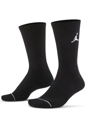 Nike Senhora Meias - Meias Jordan Everyday Max unissexo (3 pares)