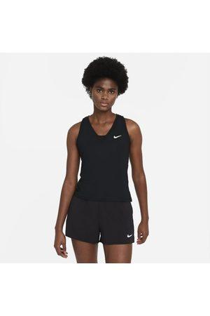 Nike Senhora Tops de Cavas - Camisola de ténis sem mangas Court Victory para mulher