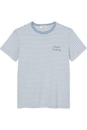 Marc O' Polo Mulher T-shirts & Manga Curta - Camisa