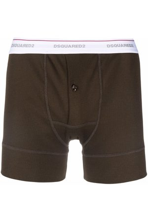 Dsquared2 Fine ribbed boxers